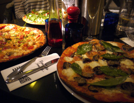 Pizza Express spread