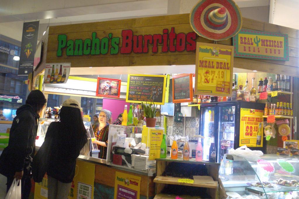 Panchos Burritos