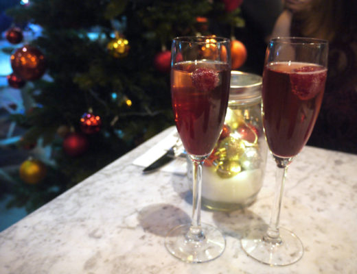 Pizza Express Christmas drinks