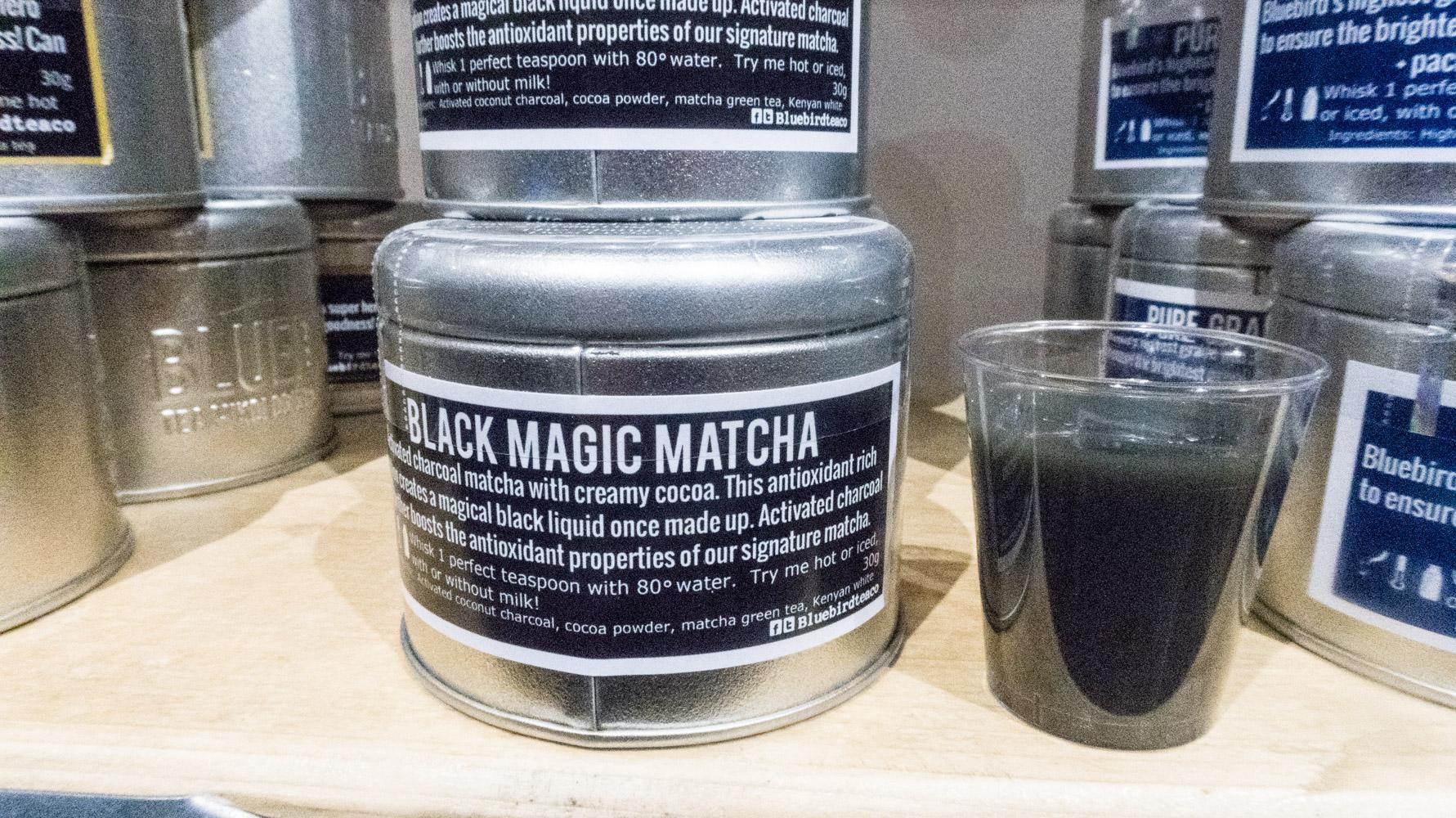 Black Magic Matcha
