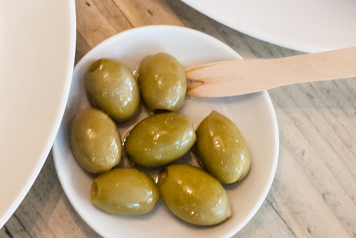 Giant Green Gordal Olivea