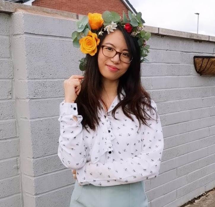Elsa Lee of Elsa Eats, Food Blogger